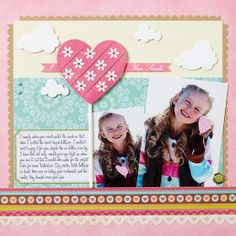 Candy Heart Page