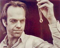 "l-o-t-r:  ""Having agreed to play Elrond, I realised how much had to be worked out about this character: the idea of portraying someone who is immortal, for one thing; plus the fact he is noble, wise, powerful, good - and beautiful! I began to think that he was altogether impossible to play!""  Hugo Weaving"