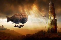 O Steampunk, sua origem e ideias relacionadas. Além de dicas de livros, autores e filmes que nos remetem a esse gênero de ficção científica.