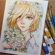 Diana Diaz, Bishounen, Shounen Ai, Yuri On Ice, Anime Art, Princess Zelda, Fan Art, Manga, Fictional Characters