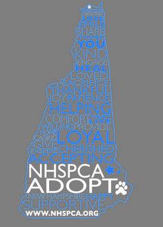 Adopt. Donate. Volunteer at the New Hampshire SPCA