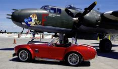 Factory Five Roadster Ford Shelby Cobra, Ac Cobra, My Dream Car, Dream Cars, Automobile, Factory Five, Car Man Cave, Hot Rides, Automotive Art