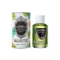 Marvis - Mouthwash Strong Mint - Concentrée - Eau de Bouche - http://thisisveryniche.com/marvis-mouthwash-strong-mint-concentree-eau-de-bouche/