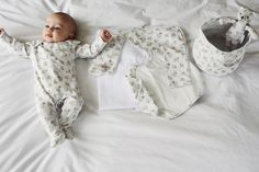 #1 If we took all of our baby sleep suits ever sold, every baby that was born in the USA in the last 2 weeks could wear one.