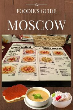 Where to eat in Moscow and Food you need to try • Tigrest Travel Blog