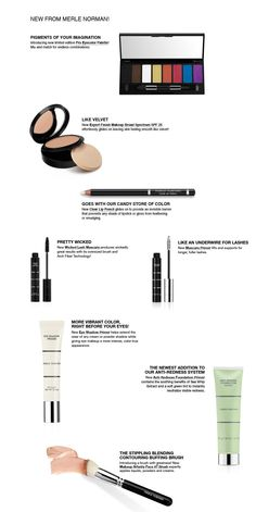 Merle Norman New Makeup Products