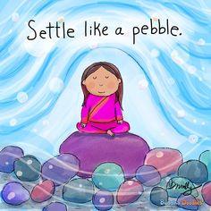 Zen Quotes, Cute Quotes, Qoutes, Motivational Quotes, Buddah Doodles, Doodle Images, Lotus Sutra, Autism Activities, Simple Minds