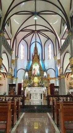 高雄玫瑰聖堂主教座堂 (Gaoxiong Rosary Cathderale)