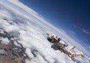 RedBull patrocina missão espacial pioneira com streaming ao vivo HOJE!