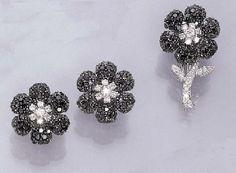 Diamond & Black Diamond Jewellery - christies