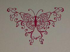 Uniq butterfly