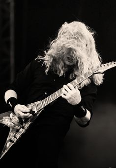 Dave Mustaine #Megadeth