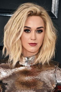 Katy Perry Debuted Her New COVERGIRL Line at the Grammys from InStyle.com