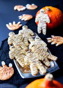 halloween keksit