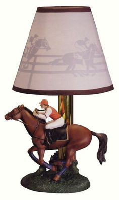 A super collection of Horse Lamps for Horse Lovers :-)