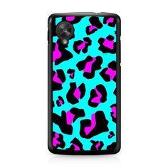 Cheetah Print Nexus 5 case