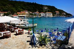 Kioni, Ithaki, Ionian Islands, Greece