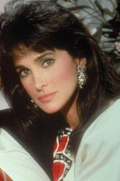 Remember Connie Sellecca from the 80s TV series Hotel?? Miss Sellecca turned 59 today 5-25 - she was born in 1955.