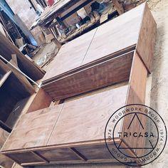 https://flic.kr/p/w9WWLX | #enproceso gabinete para comedor elaborado en madera de #tzalam. Proyecto: Arq.L.Q. #tricasa #woodwork #group #excelenciaencarpinteria