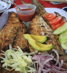 nayarit mexico mexcaltitan | ... Nayarit. Grilled fish from Mexcaltitan, Nayarit. #travel #Mexico #  ***DELICIOUS***