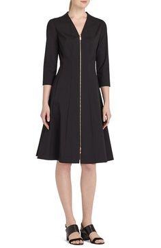 Lafayette 148 New York 'Rosalie' Fit & Flare Dress