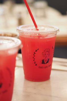 Jacks Wife Freida - Soho - NYC - The freshest thirst quenching cantaloupe juice