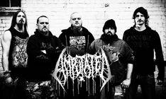 British Brutal Death Metal band Amputated