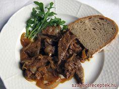 Kitűnő ínyencség a klasszikus konyhából, amelyről a modern receptek mellett lassan megfeledkezünk.