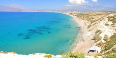 20 beaches of Crete not to miss - Travel Guide for Island Crete, Greece Beautiful Islands, Beautiful Places, Visit Turkey, Beach Place, Crete Island, Heraklion, Crete Greece, Going On Holiday, Ancient Greece
