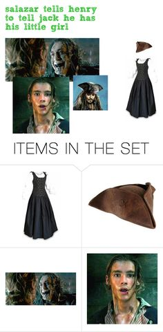"""salazar takes me to get to my dad (jack)"" by supernatural-fan-1999 ❤ liked on Polyvore featuring art"