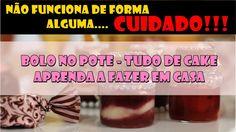 Curso Bolo de Pote NÃO FUNCIONA CUIDADO!!!