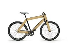 Sandwichbike - an wooden way to communicate.