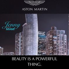 The epitome of luxury. Aston Martin Residences will include over-the-top amenities including a helipad on the rooftop a superyacht marina behind the building and private outdoor pools on balconies for buyers of penthouse units. Contact me for more info.  . . . jennifer@thechadcarrollgroup.com (305) 525-6769  http://ift.tt/1XpMFN6 . . . #JennySellsMiami #TheCarrollGroup #DouglasElliman #EllimanSFL #RealtorJenniferGomez - http://ift.tt/1HQJd81