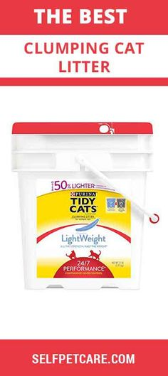 Ready to know about the best clumping cat litter of this world? This article is going to help you to select top rated clumping cat litter of this world Tidy Cats, Things To Sell