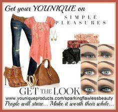 Get the color that fits you... www.youniqueproducts.com/sparkingflawlessbeauty