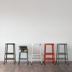 Steel Utility Stool | Schoolhouse Electric & Supply Co.