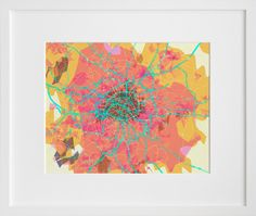 prettymaps (paris)  by Aaron Straup Cope