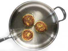 Fry Falafel