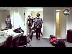 [BANGTAN BOMB] BTS on runway like Model - YouTube
