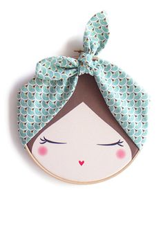 Clay Crafts, Felt Crafts, Diy And Crafts, Crafts For Kids, Embroidery Hoop Crafts, Embroidery Art, Embroidery Patterns, Sewing Projects, Craft Projects