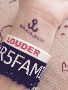 ❤R5 in Milan again this year✨⚓️ #R5#Louder#Concert