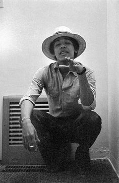 Young Obama, 1980.