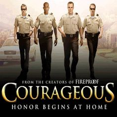 Courageous.. Every Police Wife should read this book/watch this movie. Wow. One of the best!