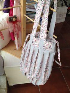 borsa realizzata da Annamaria