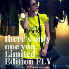 there's only one you. Limited Edition FLY  Shop the CollectionFL-Fashions.com  #FLY #IAMFLY#fashionconsultant #tee #specialedition #getitnow #bestitems #tshirtshop #tshirtlovers #mycloset #coolshirts #fashionista#tshirt #tshirtfan #tshirtguru #limitededition #tshirtdress#musthave #bestoftheday #tshirtonline #gift #shirtsofinstagram #shirtsfordays #tshirtsforsale #shirtsph #tshirtcollection #womensfashion #fashionlady #comfortable #stylishwomen #addictedtofashion #tshirtlife Only One You, Love You, Fly Shop, Get It Now, Tshirts Online, Fashion Addict, Cool Shirts, First Love, Personal Style