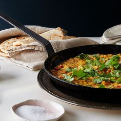 Scrambled Eggs Patia (Slow-Cooked, Indian-Inspired Scrambled Eggs) Recipe on Food52 recipe on Food52