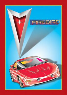 Pontiac Firebird Sign