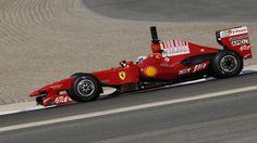 2009 Ferrari F60 (Felipe Massa)