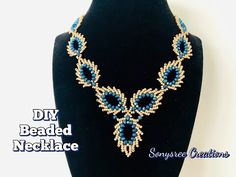 Feather Diy How To Make – feather diy Necklace Tutorial, Diy Necklace, Chocker Necklace, Beaded Necklaces, Feather Jewelry, Bead Jewellery, Jewelry Crafts, Handmade Jewelry, Collier Simple