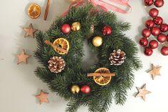 DIY door wreath - the easy way!